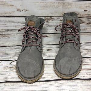 d7d3ec53a18 Toms Lace Up Boots for Women